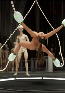 Erotic 3D Art (Blackadder) – Alien Nightmare image 11