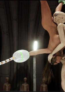Erotic 3D Art (Blackadder) – Alien Nightmare image 25