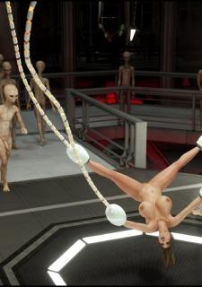 Erotic 3D Art (Blackadder) – Alien Nightmare image 29