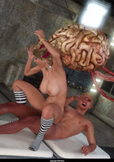 The Brain From Planet Arouse- 3D image 99
