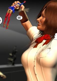 The case of shrinking Superbgirl – 03 image 05