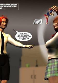 The case of shrinking Superbgirl – 03 image 06
