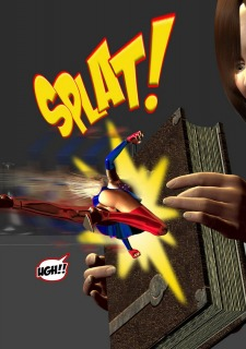 The case of shrinking Superbgirl – 03 image 14