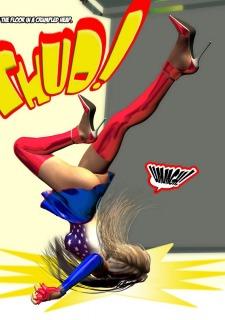 The case of shrinking Superbgirl – 03 image 15