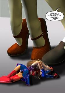 The case of shrinking Superbgirl – 03 image 16