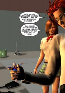 The case of the shrinking superbgirl-4 image 02
