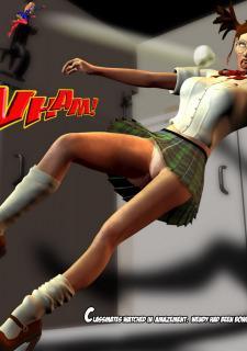 The case of the shrinking superbgirl-4 image 12