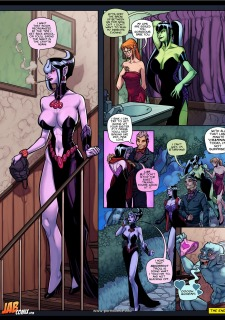 The Creepies 2- Jab Comix porn comics 8 muses