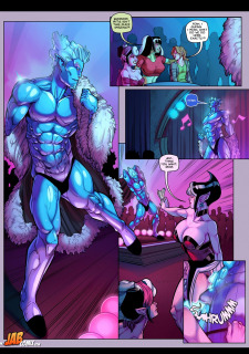 The Creepies 4- Jabcomix image 6
