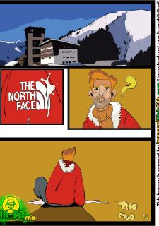The Free Ski Pass porn comics 8 muses
