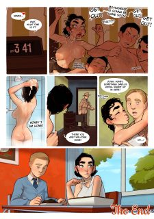 The Good Old Times- InCase porn comics 8 muses