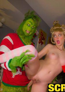 The Grinch- XXX Parody by ScrewBox image 207