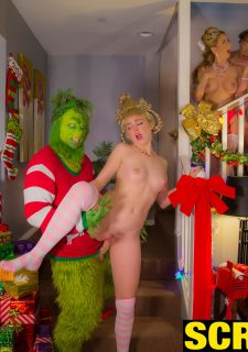 The Grinch- XXX Parody by ScrewBox image 211