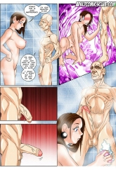 The Horny Step Father- Melkormancin image 07