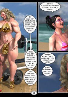 The Indestructible Girl- Piltikitron image 9