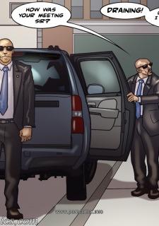 The Mayor 2- Blacknwhite image 22