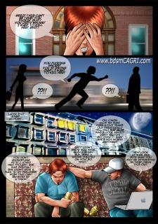 The Punisher Inc- bdsmCagri image 3