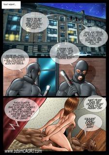 The Punisher Inc- bdsmCagri image 6