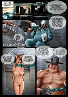 The Punisher Inc- bdsmCagri image 21