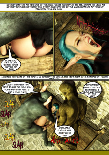 The Reward Of The Orcs Vol.3- Moiarte image 9