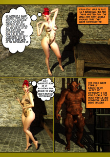 The Reward Of The Orcs Vol.3- Moiarte image 18