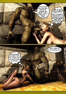 The Reward Of The Orcs Vol.3- Moiarte image 25