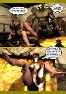 The Reward Of The Orcs Vol.3- Moiarte image 26