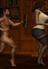 Secret of Teacher Azalea- Rickfoxxx image 12
