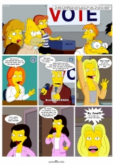 The Simpsons -Conquest of Springfield porn comics 8 muses