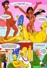 The Simpsons – Kamasutra Picnic image 10