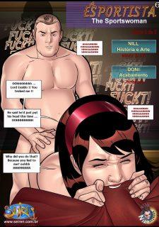 The Sportswoman 6 – Part 3 (English) image 2