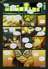 Ben 10- The witch with no name image 16