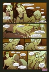 Ben 10- The witch with no name porn comics 8 muses