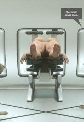 Thefoxxx- Alien abduction of Batbabe image 08