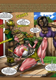 Throb In The Cradle porn comics 8 muses