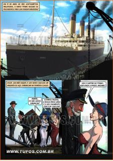 Titanic- Hollywood em Quadrinhos image 2