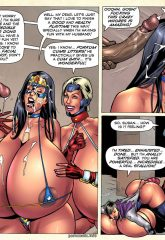 Titanic Troubles- Super heroine Central image 77