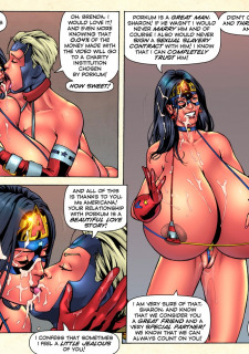 Titanic Troubles- Super heroine Central image 78