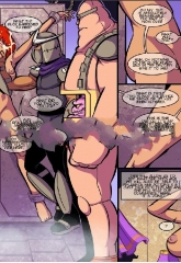 TMNT – Back To The Past porn comics 8 muses