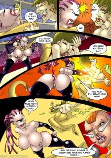 Total War 13-16 porn comics 8 muses