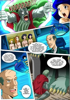 Zombies are Like, So Well Hung! (Totally Spies) porn comics 8 muses