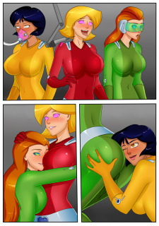 totally spies hypno laboratory porn comics muses