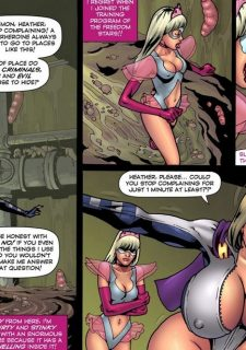 The Tragic Fate of Heather Rumble porn comics 8 muses