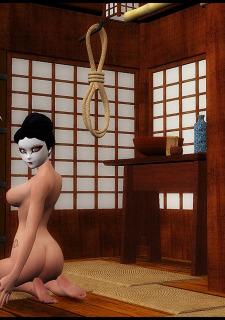 Training of a Geisha-Poochy Comix image 02