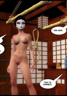 Training of a Geisha-Poochy Comix image 13