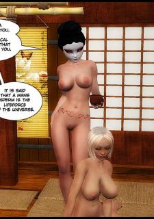 Training of a Geisha-Poochy Comix image 22