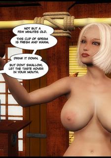 Training of a Geisha-Poochy Comix image 24