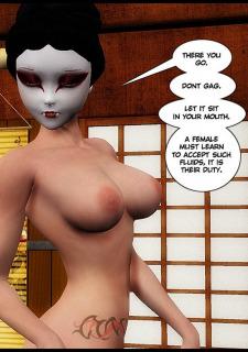 Training of a Geisha-Poochy Comix image 26