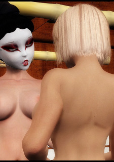 Training of a Geisha-Poochy Comix image 29