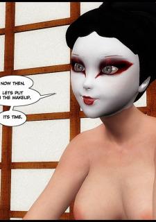Training of a Geisha-Poochy Comix image 43